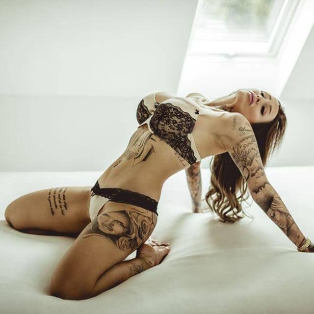 Begleitmodel-Live Erotik Shows Marie - Niedersachsen